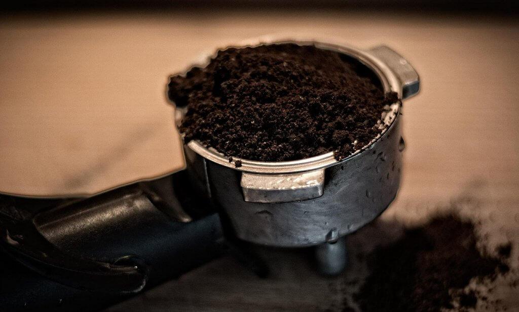 Kávézacc újrahasznosítása