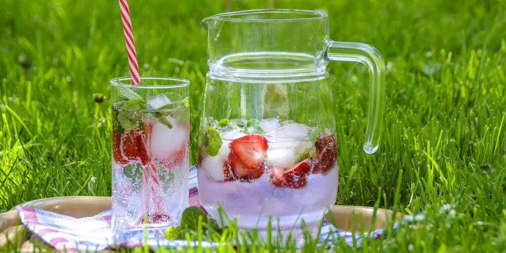 Jeges italok nyáron