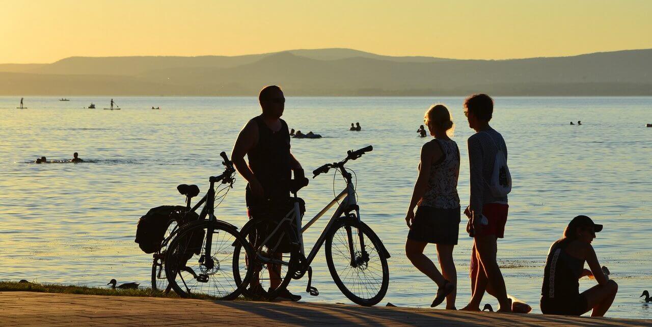 Kerékpáros körtúra hazai vizek mentén