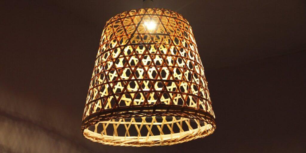 Retró lámpabúra a konyhába